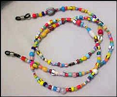 African Christmas Bead�