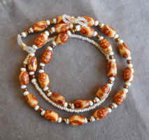 Wood Rice Bead